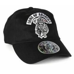 Samcro Original Caps | Sons of Anarchy Biker Baseball Kappe