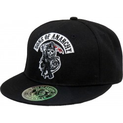 Reaper SOA Caps | Original Sons of Anarchy Biker Snapback Kappe