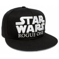 Rogue One 3D Logo Cap | A Star Wars Story Rogue One Snapback Caps Kappen Mützen