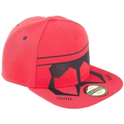 Sith Red Trooper Caps | Star Wars Enlist Now Galactic Empire Snapback Cap