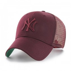 New York Yankees Trucker Cap | Bordeauxrot | Original '47™ MLB YANKEES Basecap