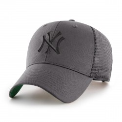 New York Yankees Trucker Cap | Holzkohlegrau | Original '47™ MLB YANKEES Basecap