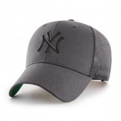New York Yankees Trucker Cap | Holzkohlegrau | Original '47™ MLB YANKEES Basecap