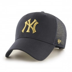 New York Yankees Trucker Cap | Navyblau/Gold | Original '47™ MLB YANKEES Basecap