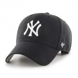 New York Yankees Cap | Schwarz/Weiß | Original '47™ MLB YANKEES Basecap