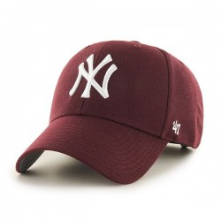 New York Yankees Cap | Bordeauxrot/Weiß | Original '47™ MLB YANKEES Basecap