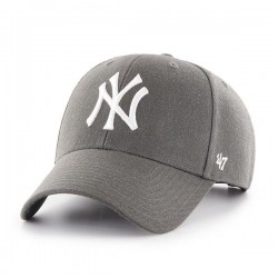 New York Yankees Cap | Dunkelgrau/Weiß | Original '47™ MLB YANKEES Basecap