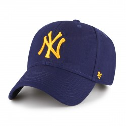 New York Yankees Cap | Navyblau/Orange | Original '47™ MLB YANKEES Basecap