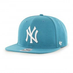 New York Yankees Cap | No Shot Grasgrün/Weiß Cap | Original '47™ MLB YANKEES Captain Basecap