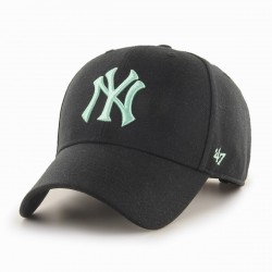 New York Yankees Cap  SchwarzMintgrün  Original '47™ MLB YANKEES Basecap - Sylt Brands Online Shop 1