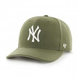 New York Yankees Cap | Olivengrün/Weiß | Original '47™ DP MLB YANKEES Basecaps Snapbacks Mützen