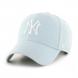 New York Yankees Cap | Mako/Weiß | Original '47™ COTTON MLB YANKEES Basecaps Snapbacks Mützen