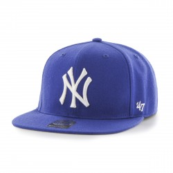 New York Yankees Cap | No Shot Royalblau/Weiß Cap | Original '47™ MLB YANKEES Captain Basecap