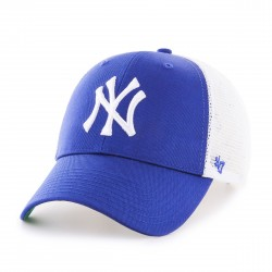 New York Yankees Trucker Cap  RoyalblauWeiß  Original '47™ MLB YANKEES Basecap - Sylt Brands Online Shop 1