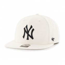 New York Yankees Cap | No Shot Natural/Schwarz Cap | Original '47™ MLB YANKEES Captain Basecap