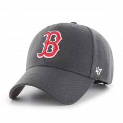 Boston Red Sox Cap  GrauRotWeiß  Original '47™ MLB RED SOX Basecap - Sylt Brands Online Shop 1