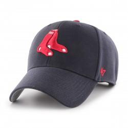 Boston Red Sox Cap | Navy/Grau/Rot/Weiß | Original '47™ MLB RED SOX Basecaps Snapbacks Mützen