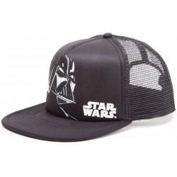 Darth Vader Trucker Caps | Dark Side Star Wars Trucker Snapback Cap Mützen