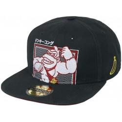 Donkey Kong Japan Cap | Original Nintendo Logo Snapback Caps Mütze 1