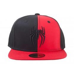 Spiderman 2 Face Cap | Marvel Comics Spider-Man Snapback Caps Kappen Mützen Hats