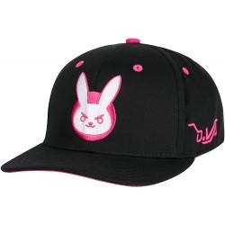 Overwatch D.VA Bunny Cap | Original Overwatch Snapback Caps Kappen Mützen