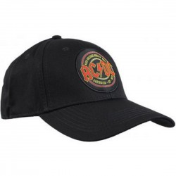 AC/DC Patch Baseball Cap | Lizenzierte AC-DC Patch Logo Snapback Caps Kappen Mützen Hats