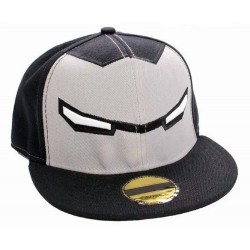 Iron Man Black Cap | War Machine Marvel Snapback Caps