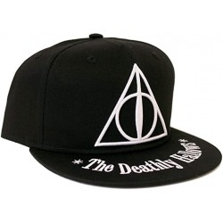 Deathly Hallows Cap | Harry Potter College Snapback Caps