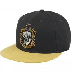 Hufflepuff Cap - Harry Potter College Snapback Caps