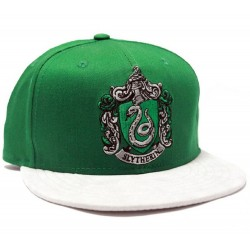 Slytherin Cap | Harry Potter College Snapback Caps