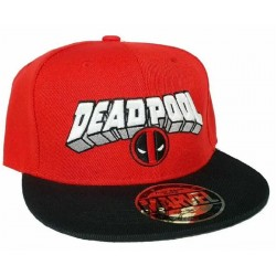 Deadpool Snapback | Marvel Comics Deadpool Hip Hop Kappen