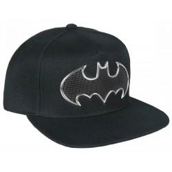 Batman 3D Metal Logo Cap | Zertifizierte DC Comics Batman Snapback Kappen
