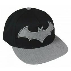 Batman 3D Logo Cap | Zertifizierte DC Comics Batman Snapback Kappen