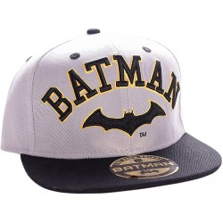 Batman Old Logo Cap | DC Comics Kult Batman Snapback Caps Kappen