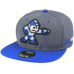 Mega Man Cap | Capcom Rockman Snapback Kappe | Megaman Basecap