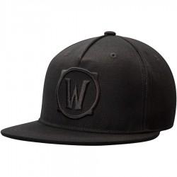 "WoW ""W"" Logo Cap | StarCraft Basecaps | World of Warcraft Kappe | HotS Snapback"