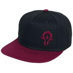 WOW Horde Gaming Cap | Warcraft Kappe | HotS Snapback | StarCraft Basecaps