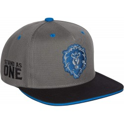 Stand As One Cap | WoW Warcraft Kappe | HotS Snapback | World Of Warcraft Basecaps