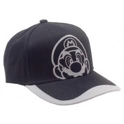 3M Reflective Super Mario Cap | Nintendo Snapback Kappen Baseballcaps Mützen