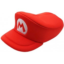 Mario Cap | Official Licensed Nintendo Super Mario Cosplay Caps Mützen