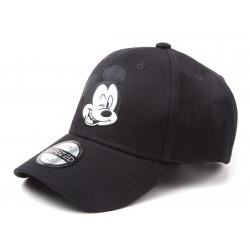 Micky Maus Black Cap  Disney Mickey Mouse Baseball Caps Kappen Mützen