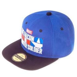 Falcon Marvel Cap | The Winter Soldier Marvel Snapback Caps Kappen Mützen