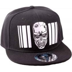 Terminator Cap  Genisys T800 Terminator Snapback Caps Kappen Baseball Caps Mützen