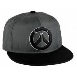 Overwatch Logo Cap Gray | Original OWL Overwatch Snapback Caps Kappen Mützen