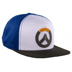 Overwatch Jinx Cap Blau  Original OWL Overwatch Snapback Caps Kappen Mützen