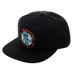 Mr. Meeseeks Cap | Rick and Morty Snapback Caps Kappen Basecaps Mützen