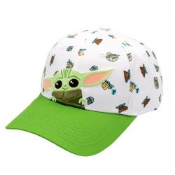 Grogu Baby Yoda Cap | GROGU The Child Star Wars Mandalorian Snapback Caps Kappen