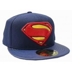 Superman Dawn of Justice Cap | DC Comics Superman Snapback Cap Kappen Hats Mützen mit 3D Logo