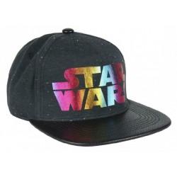Star Wars Rainbow Cap  Limited Edition Disney Star Wars Snapback Caps Kappen Basecaps Mützen