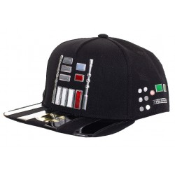 Darth Vader Buttons Cap | Star Wars Darth Vader Snapback Caps Mützen Basecaps